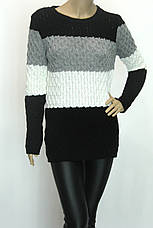 женский свитер туника, фото 2