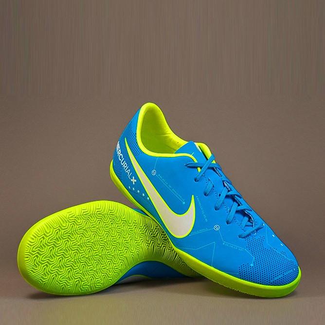 meet d6e97 7cc74 Детская футбольная обувь (футзалки) Nike MercurialX Victory VI NJR IC Junior