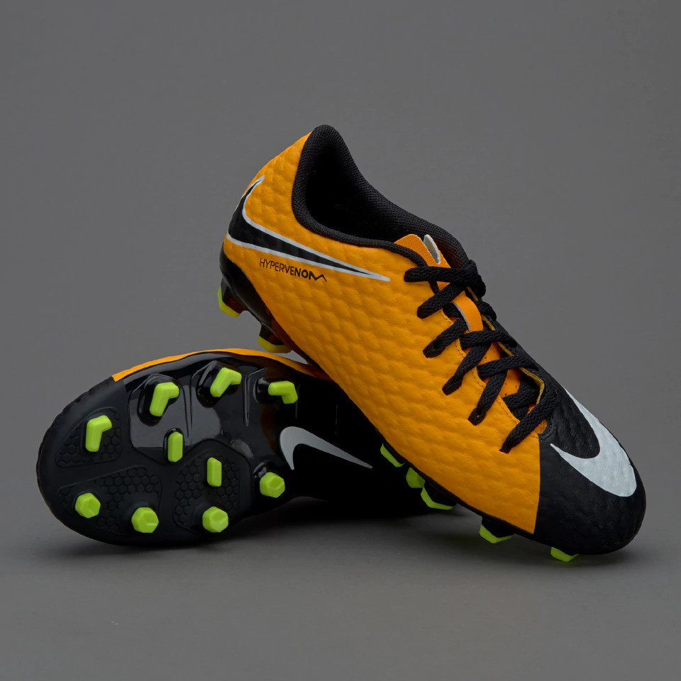 Детская футбольная обувь (футзалки) Nike Hypervenom Phade II IC Jnr ... fc0b3c230e2