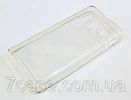 Чехол для Huawei Ascend Y300 силиконовый ультратонкий прозрачный