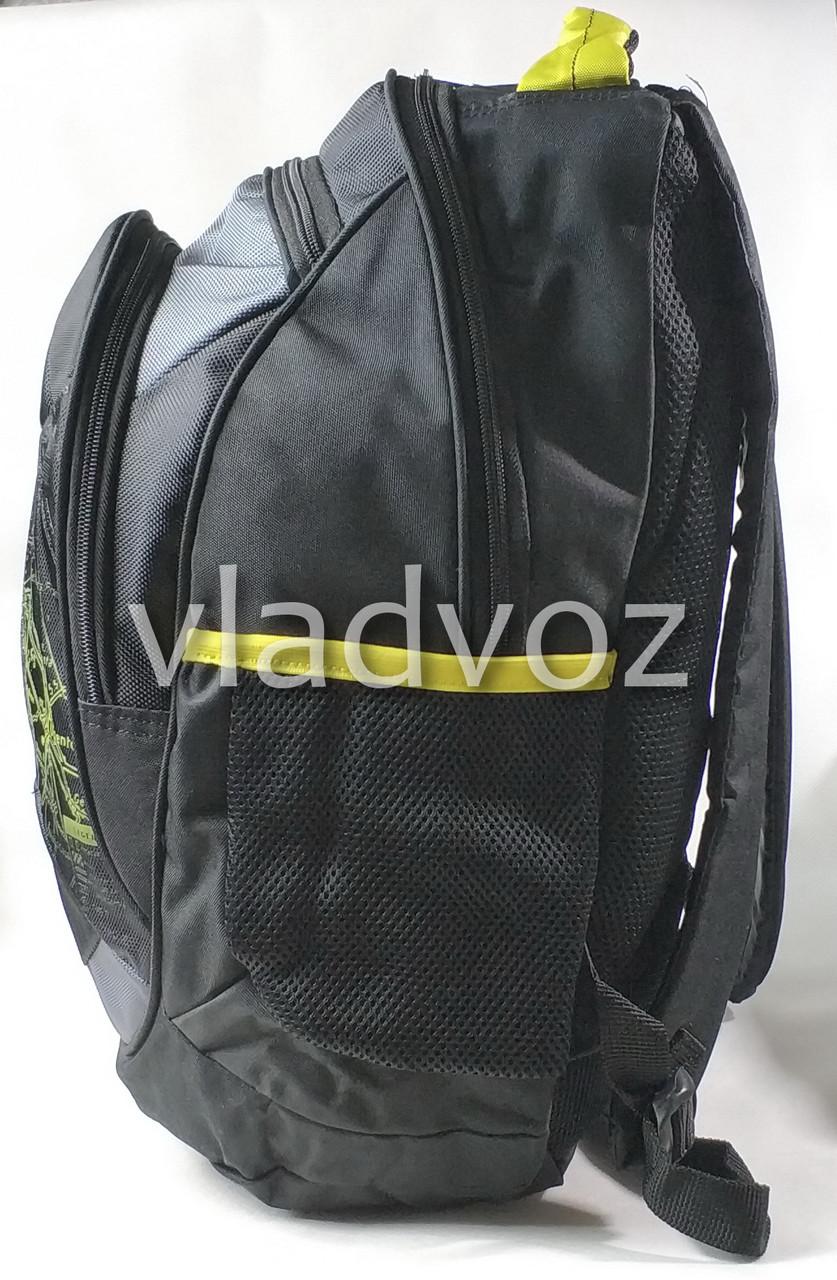 Школьный рюкзак DFW вид с боку