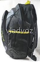 Школьный рюкзак для мальчиков DFW чёрный, фото 3
