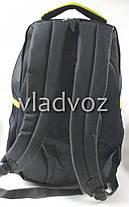 Школьный рюкзак для мальчиков DFW чёрный, фото 2