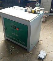 Радиусный кромкооблицовочный станок бу Партнер PE-20