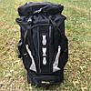 Рюкзак туристический 100 л черный