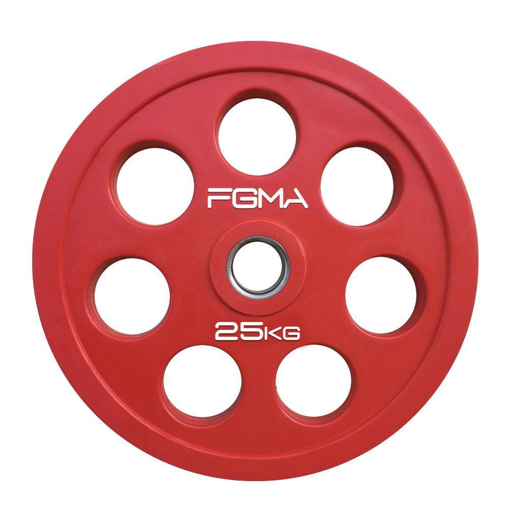 Диски професійні REVOLVER FGMA 25 кг