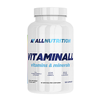 All Nutrition VitaminALL Vitamins & Minerals 120 caps