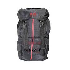 Походный рюкзак GRIZZLY черный, фото 2