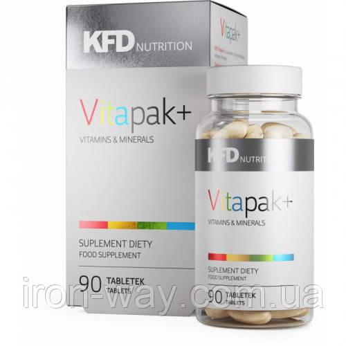 KFD nutrition VitaPak Plus 90 tabs