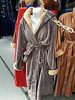 Длинный мужской  халат