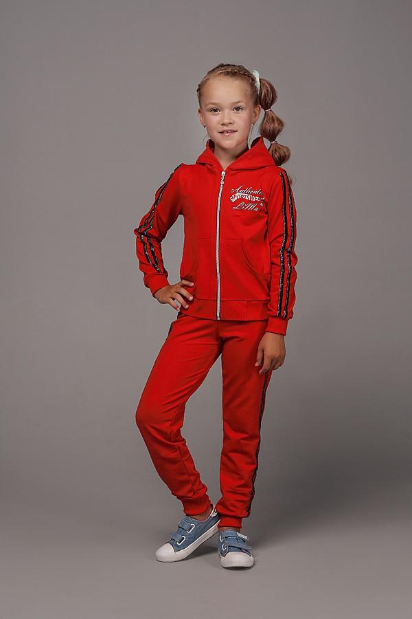 Дитячий спортивний костюм двійка для дівчинки