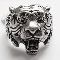 """Кольцо """"Тигр"""". Размеры 18, 19, 20. Неформальные украшения, бижутерия., фото 1"""