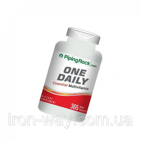 Piping Rock One Daily Essential Multi 365 tableland sangre grande