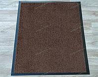 Коврик грязезащитный Элит 90х90см., цвет коричневый