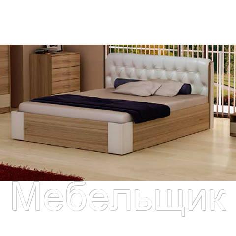 """Кровать 1,4 """"Сильва"""" с подъемным механизмом"""