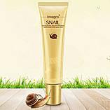 Крем для лица Images Snail с экстрактом слизи улитки и гиалуроновой кислотой  50 ml, фото 3