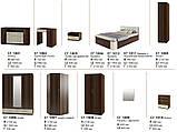 """Кровать 1,4 """"Сильва"""" с подъемным механизмом, фото 4"""