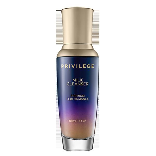 Privilege (Привиледж) КоралКлаб Молочко для лица очищающее с экстрактом и маслом кофе 100 мл.
