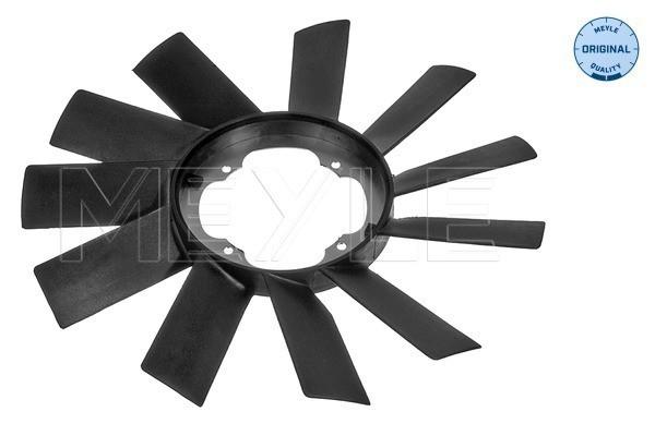 Крыльчатка вентилятора MEYLE  BMW E-34 , E-30 , E-36 , E-12 , E-28 , E