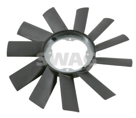 Крыльчатка вентилятора SWAG  BMW E-34 , E-30 , E-36 , E-12 , E-28 , E-