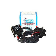 Интегральное реле зарядки ВАЗ-2108 (3-х уровневое)