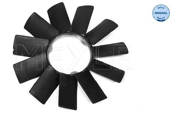 Крыльчатка вентилятора  MEYLE  BMW E-34 , E-36 ,E-12 , E-28 ,E-39,E-38