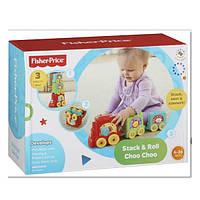 Детская игрушка Весёлый паровозик Fisher-Price