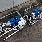 Мийка високого тиску з нержавіючим каркасом Alliance 15/20 , 200 бар - 900 л/год, фото 2