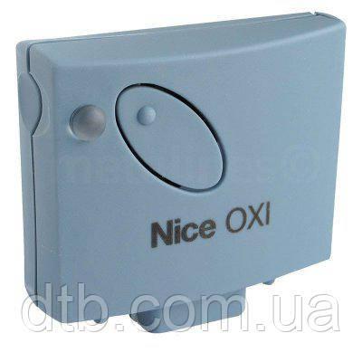 Приймач Nice OXI вбудовується