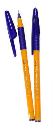 Ручка шариковая c грипом, 0.7 мм Ellott (ET-152), фото 2