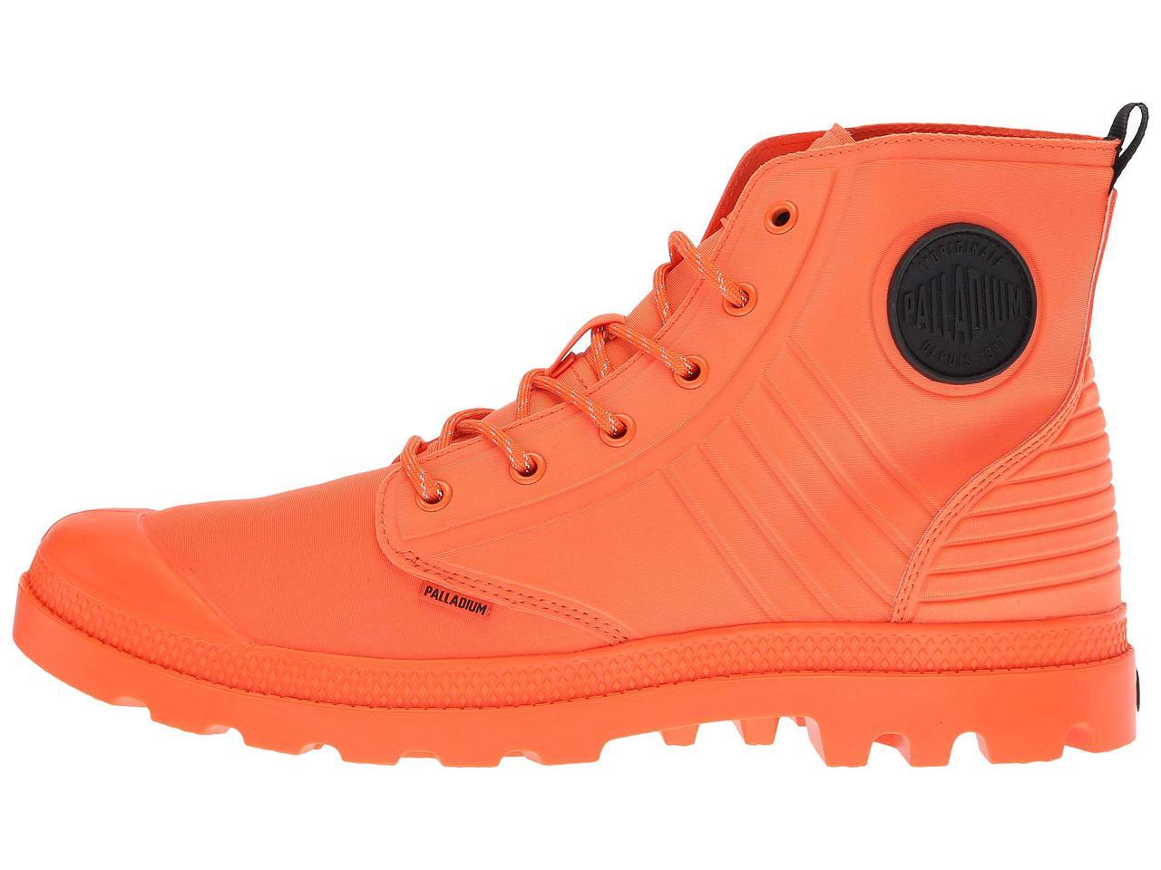 Ботинки Сапоги (Оригинал) Palladium Pampa Amphibian Firecracker Black e6b7a7395f3b8