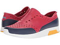 ad440fca4 Кроссовки/Кеды (Оригинал) Native Shoes Lennox Ski Patrol Red/Shell White/