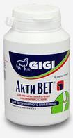 GIGI Активет препарат для улучшения функций суставов собак Acti Vet N90 (глюкозамин, хондроитин, МСМ)