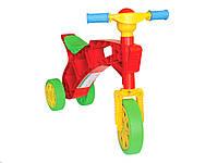 Игрушка ролоцикл 3 технок