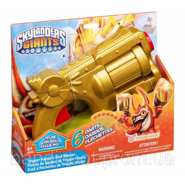 Детское оружие, Бластер Skylanders Trigger Happy's Dart Launcher