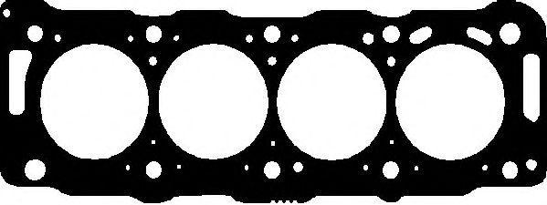 Прокладка головки блока PSA 2.0HDI DW10 4! 1.45MM