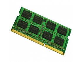 Оперативная память DDR3 2GB 1600MHz для ноутбука