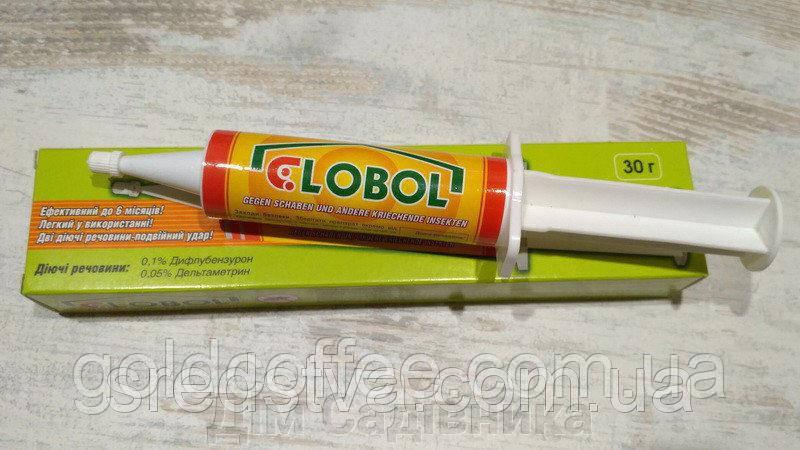 Globol Глобал гель від тарганів та мурах 30 гр