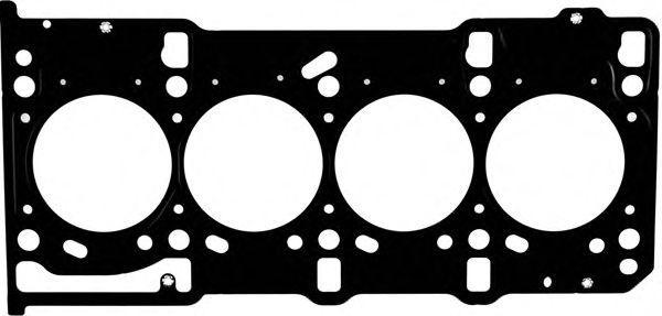 Прокладка ГБЦ Opel 1.3 Z13DT 0.82 mm MLS