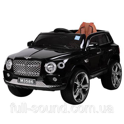 детский электромобиль бентли