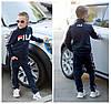 Дитячий спортивний костюм хлопчик-дівчинка ев628