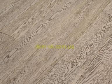 Массивная дубовая доска пола толщиной 15 мм без покрытия, палубный набор ширина 120 мм