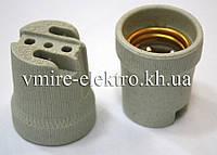 Патрон электрический подвесной керамический  Е 27 (Китай)