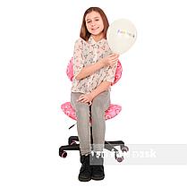 Компьютерное кресло розовое FunDesk SST5 Pink, фото 3