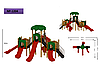 Детская игровая площадка 1204