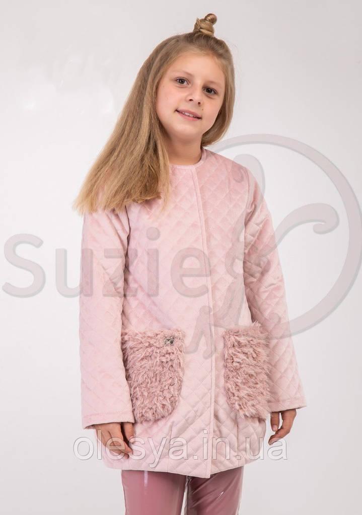 Изысканный кардиган Джес ТМ SUZIE для девочки подростка размеры 134-158