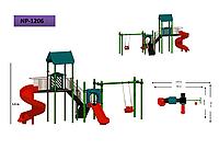 Детская игровая площадка 1206