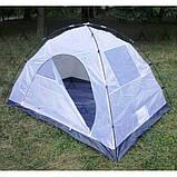 Палатка двухместная Coleman 1001 210х150х135 см, фото 6