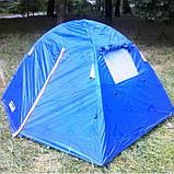 Палатка двухместная Coleman 1001 210х150х135 см, фото 7