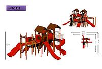 Детская игровая площадка 1212